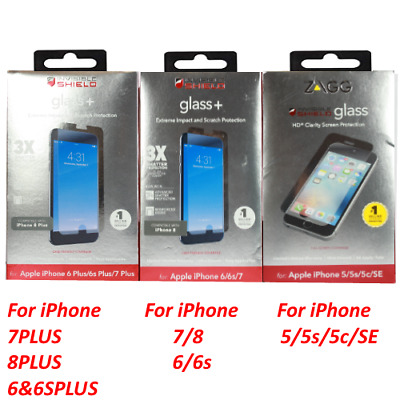 buy online 98942 94d8c ZAGG APPLE IPHONE 5S 5 Invisible Shield Dry Full Body Screen ...