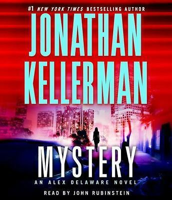 Alex Delaware: Mystery by Jonathan Kellerman (2011, CD, Abridged)