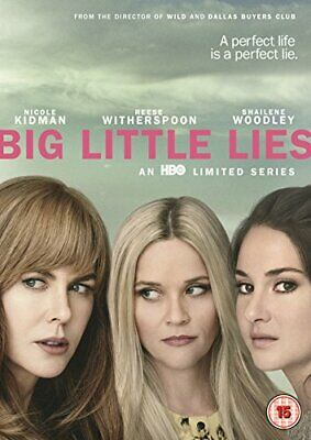 Big Little Lies S1 [DVD] [2017]