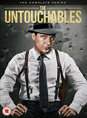 The Untouchables - The Complete Series [DVD]