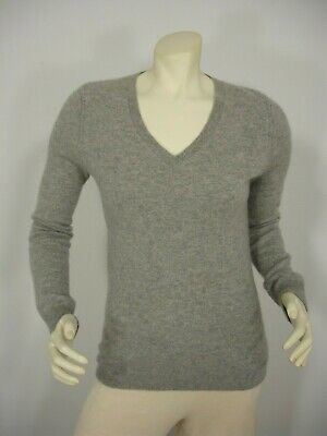 Magaschoni Pink Cashmere Silk Sweater Top M Mint Moderate Cost Women's Clothing
