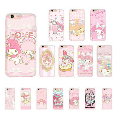 best sneakers 53b9d 542d4 CUTE MY MELODY Little Twin Stars phone case for Iphone 5 6 7 8 X XS MAX XR
