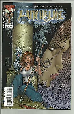 Witchblade #65 - Image/Top Cow Comic cult comic