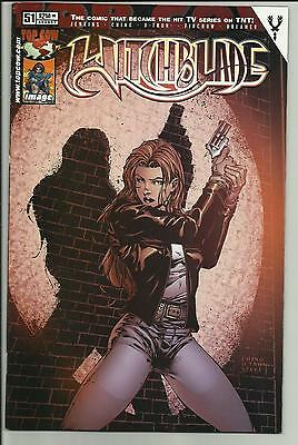 Witchblade #51 - Image/Top Cow Comic cult comic