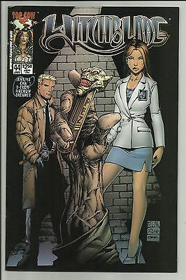 Witchblade #44  - Image/Top Cow Comic cult comic