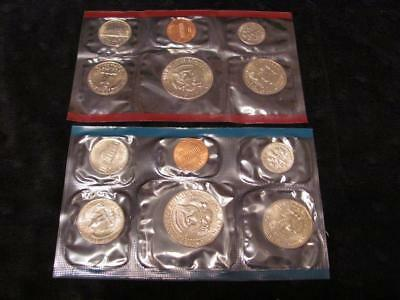 1979 Annual UNC  P / D US Mint Set 12 Coins with Susan B Anthony lot AD 107