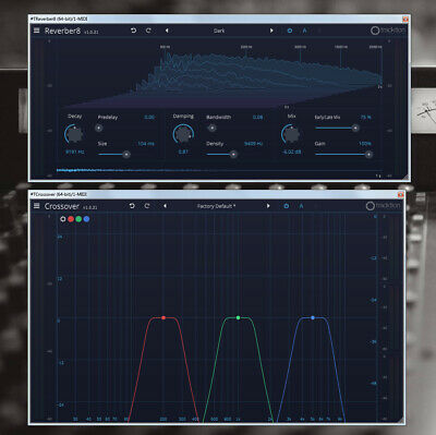 DAW Essentials by Tracktion - VST, AAX, AU - Mac,Win & Linux 32- & 64Bit