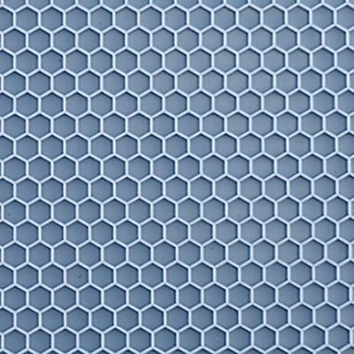 Honeycomb food grade silicone mat environmental protection hiXE