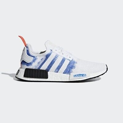 2e4a79b43b6aa Adidas Originals NMD R1 - FTWR WHITE   BOLD BLUE   CORE BLACK - Men s G27916