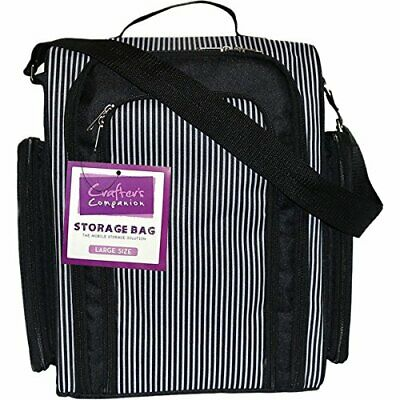 Crafters Companion Spectrum Noir Storage Bag Holds 168 Markers, Acrylic, Multico