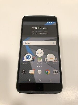 BLACKBERRY DTEK50 - Dummy Phone - Non-working - Toy Display Model Android
