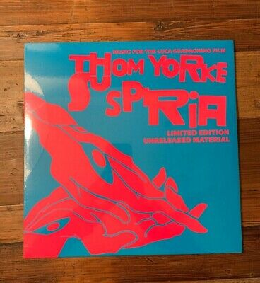 THOM YORKE SUSPIRIA Unreleased Material Limited Edition EP /1500