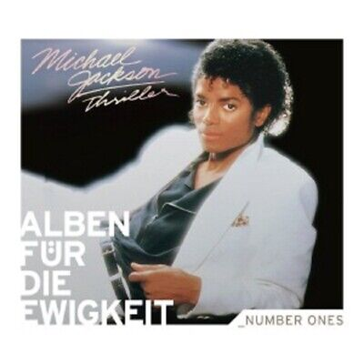 Michael Jackson - Thriller (Alben Für Die Ewigkeit)  Cd  International Pop  New