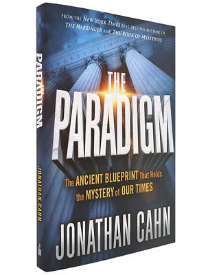 NEW The Paradigm Ancient Blueprint That Holds the Mystery of Our Times Hardcover