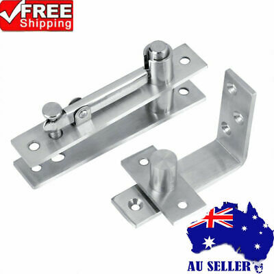 360 Degree Stainless Steel Door Pivot Hinge Tall Building Rotary Cabinet Door AU