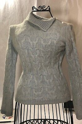 917791df2 LORO PIANA MADE in Italy 100% Baby Cashmere Turtleneck Sweater ...