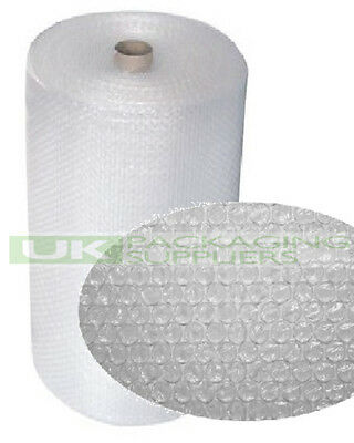 1 SMALL BUBBLE WRAP ROLL 1000mm WIDE x 100 METRES LONG PACKAGING CUSHIONING NEW