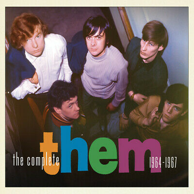 Them - The Complete Them 1964-1967 (3 Disc) CD NEW