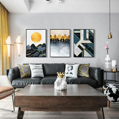 new Canvas Print Painting Home Living Room Wall Art Decorative Picture Unframed