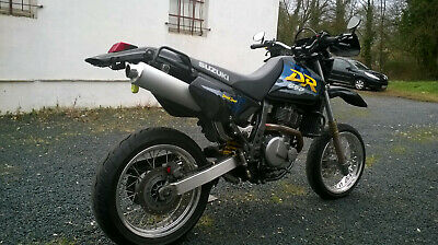 TOP Suzuki DR 650 SE ( SP46B ) Supermoto TÜV neu ( 03/2021 )  BJ. 1997