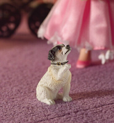 Fergie The Jack Russell Terrier, Dolls House Miniature 1.12 Scale