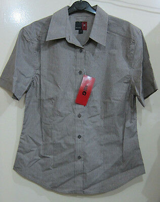 King Gee Womens  Shirt Size 12  NWT