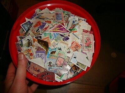 100 grams stamps off paper from my sweet tub