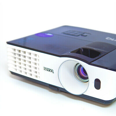 BenQ MX660P DLP Projector 3000 ANSI HDMI Home Theater with Accessories 3D