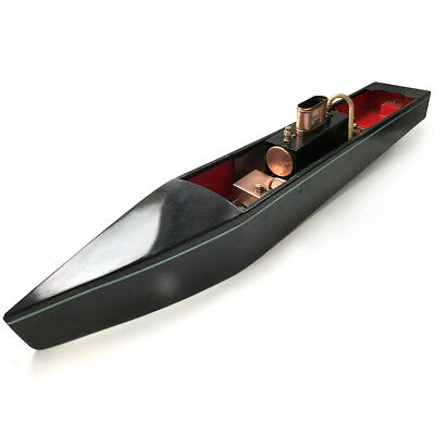 A Beautiful Vintage Stuart Turner St Live Steam Model Boat