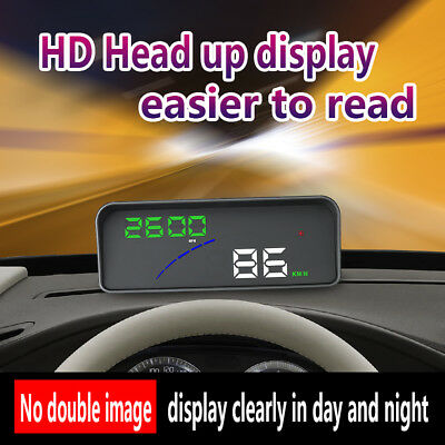 Cn _ GPS Hud Digitale Testa Superiore Display Auto Speeding Allarme Dispositivo