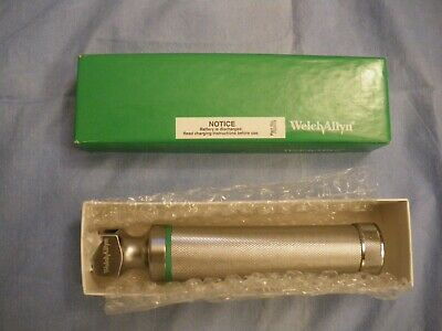 welch allyn laryngoscope handle 60713 lightweight RCHGBL rechargeable