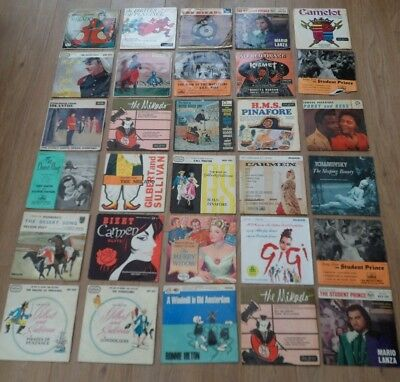 "100+ Opera / Classics Vinyl Singles 45Rpm 7"" Vinyl Records. Choose From List"