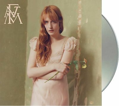 Florence + The Machine High As Hope Cd Nuovo !