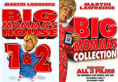 Big Momma Collection DVD