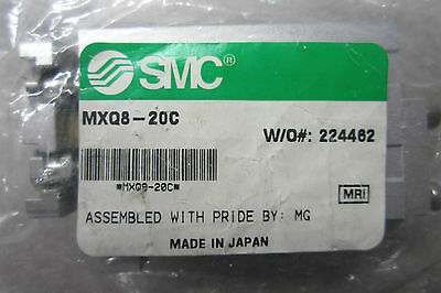 New Smc Mxq8-20C Slide Table Cylinder Mxq820C
