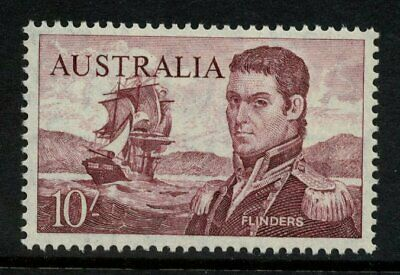 1964 Navigators Definitives 10/- Flinders MLH SG 358 C91