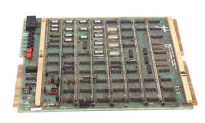 Used Giddings & Lewis 502-02823-00 Memory Interface Board 501-03230-00