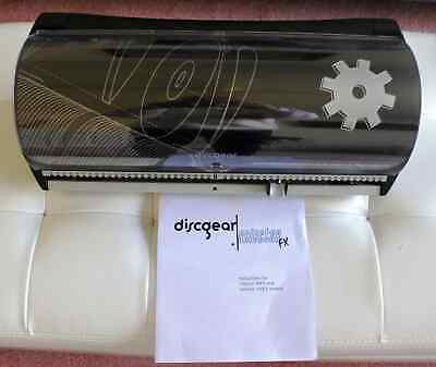 Discgear Selector FX 100 - CD DVD Blu Ray Disc Retrieval Storage System - BLACK