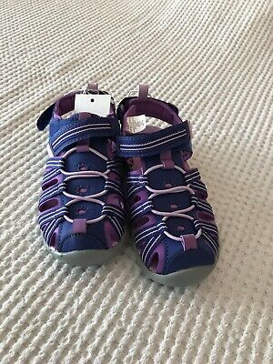 c6facaf55b4d TODDLER GIRLS  RORY Camp Hiking Sandals - Cat   Jack™ Purple Size 7 ...