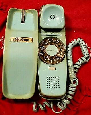 Stranger Things stylAqua Western Electric Rotary Princess Telephone. Early 80's