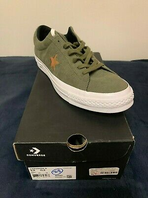 8935a6c34090 New MENS CONVERSE MAROON ONE STAR OX SUEDE Sneakers PLIMSOLLS.  66.95 Buy  It Now 21d 16h. See Details. Converse One Star Ox - Medium Olive Burnt  Caramel