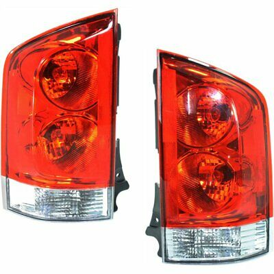 NI2800177, NI2801177 Right+Left Side New Tail Lights Lamps Set of 2 LH & RH Pair