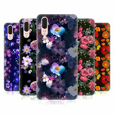 Official Laura Thompson Botanical Midnight Hard Back Case For Huawei Phones 1
