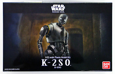 Bandai Star Wars K-2SO (Rogue One A Star Wars Story) 1/12 Scale 094333