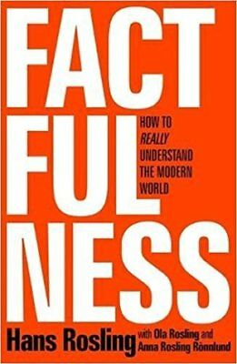 Factfulness: Ten Reasons We're Wrong About The World - Hans Rosling - Hardcover