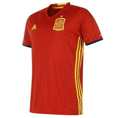 Spain Spanish home football shirt Adidas Size XL brand new with tags