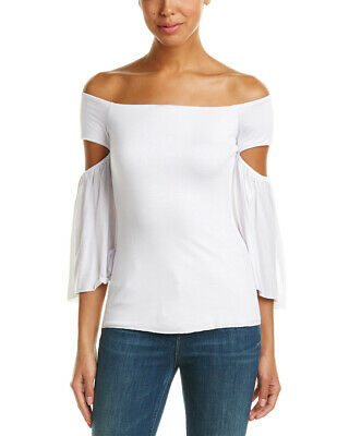 19472bb2636e6 BAILEY44 WOMENS Off-The-Shoulder Blouse