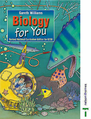 Biology for You - National Curriculum Edition for GCSE: National for GCSE, Paul,
