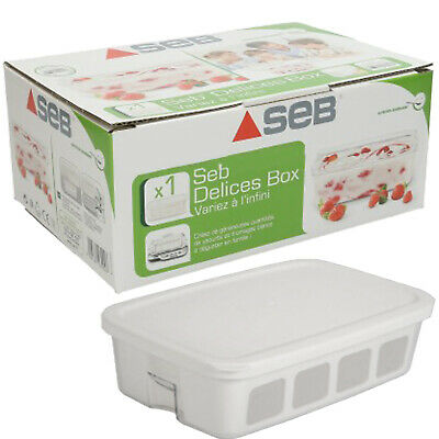 SEB Yoghurt Maker Tray Container Drainer Filter 1L Cheese Yogurt Multi Delices