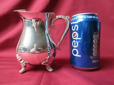 Viners Silver Plated Cream Jug